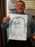 CARICATURE ARTISTS BRADFORD UK BOLTON LANCASHIRE